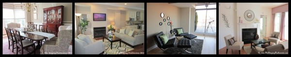 Luxury Home Staging strip